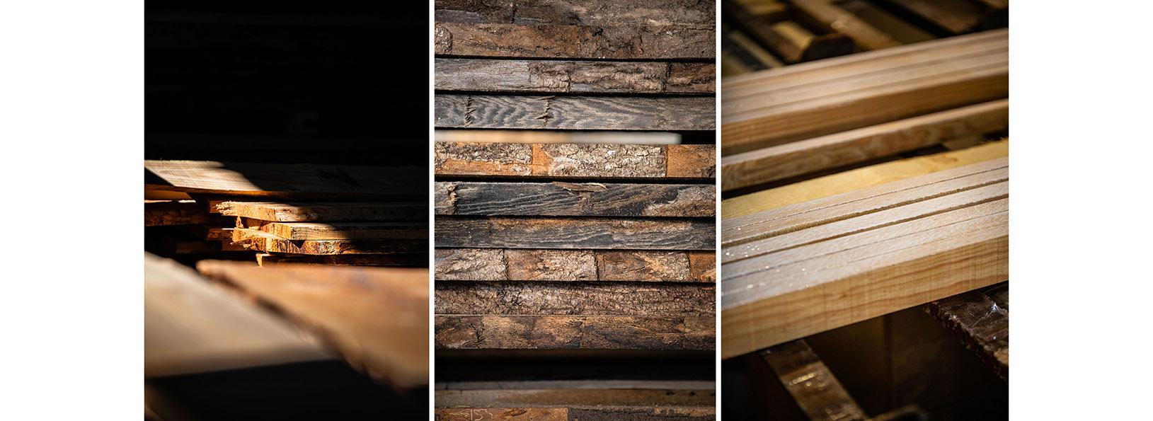 meuble bois massif