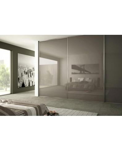 placard vitre grise