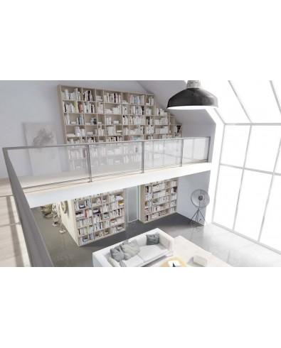 bibliothèque sur mesure paris