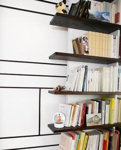 Bibliotheque sur mesure - Paris - Espace et Mieux-Être