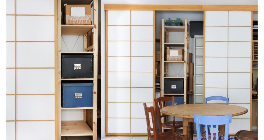 Créer un coin bureau dans son salon